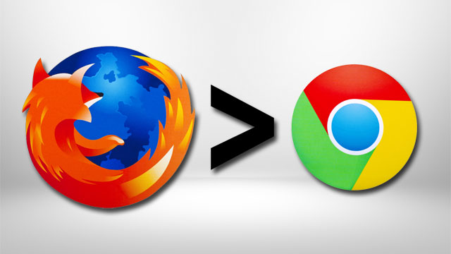 A Tale of Two Browsers: Chrome vs Firefox - Firewalls Don't Stop