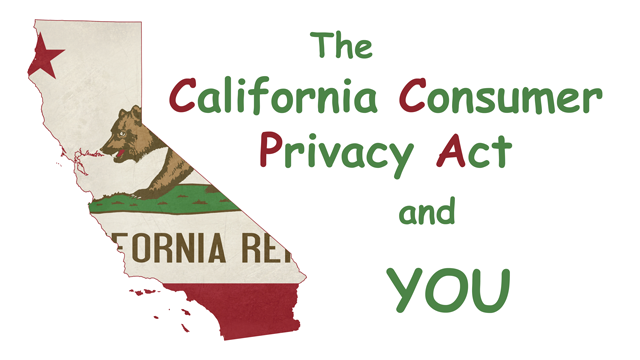 The CCPA and You